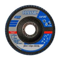 Flap Disc Norton Classic 115 x 22 #60