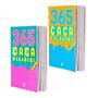 365 Caça Palavras Vários Níveis 2 Volumes Ciranda Cultural