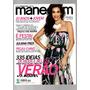 Revista Manequim Tanis Khalill Nº 642 Ano 2012 Com Moldes