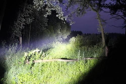 Promoção Lanterna Tatica Recarregavel Cree Led Police Original