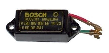 Rele Voltagem Alternador Gol Refrigerado Ar  Bochs Original