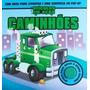 Livro Veículos Em Ação Caminhões