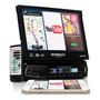 Central Multimídia Retrátil 7pol Touch Fm Bluetooth Dvd Mp3