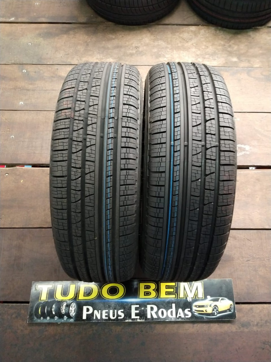 Kit 2 Pneus 215 65 R16 Pirelli Scorpion Verde 102h Toro