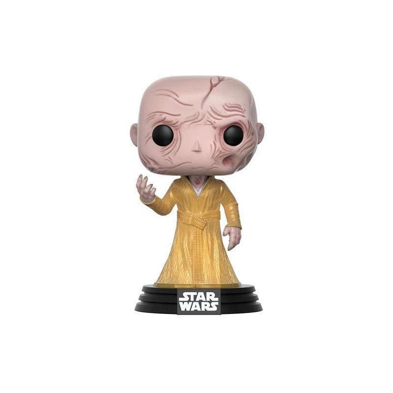Supreme Leader Snoke Pop Funko - Os Últimos Jedi - Star Wars