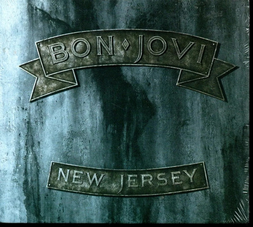 Cd - Bon Jovi  New Jersey Ed. De Luxe Digipack Duplo Lacrado Original