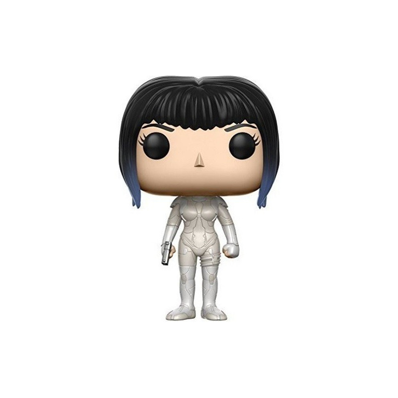 Major Pop Funko #384 - Ghost in The Shell - Movies