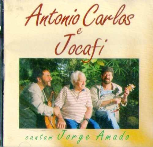 Antonio Carlos & Jocafi Cantam Jorge Amado Cd Original