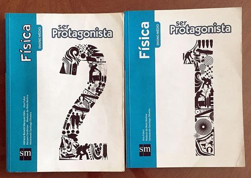 Física - Ser Protagonista - Volume 1e 2 - Ensino Médio Original