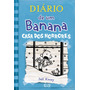 Livro Diário De Um Banana 6: Casa Dos Horrores Capa Dura