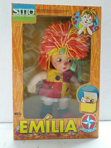 Emília - Sítio Do Picapau Amarelo - Estrela