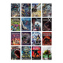 Kit 16 Livros Super Heróis Marvel Edição Econômica !