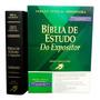 Bíblia De Estudo Do Expositor Preta