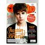 Revista Capricho Justin Bieber Poster Taylor Swift Nº 1168