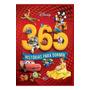 Livro 365 Historias Para Dormir Disney Cp Dura Vol.3