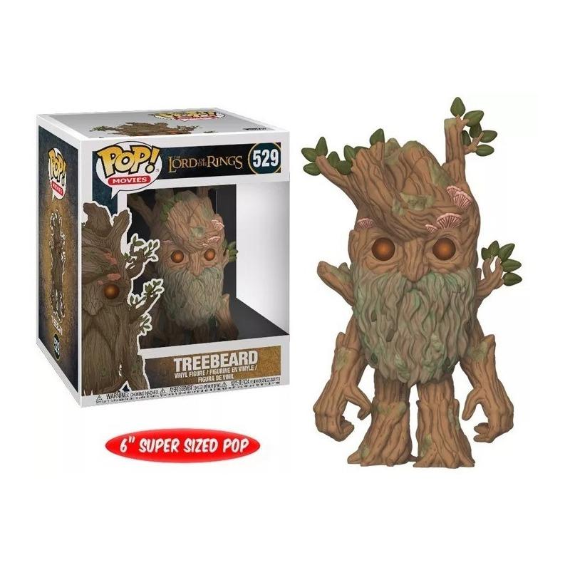 Treebeard Pop Funko #529 - O Senhor Dos Anéis - Barbarvore
