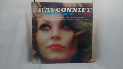 Lp - Ray Conniff - Everybody's Is Talkin Original