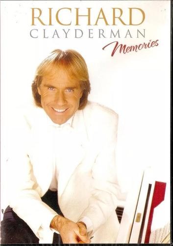 Dvd Richard Clayderman - Memories Original