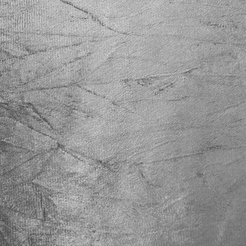 Tecido suede amassado cinza chumbo Larg. 1,40 m