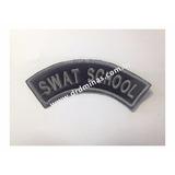 Patch / Distintivo Bordado Swat School - U