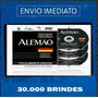 Curso De Alemão Da Editora Globo ebook Memorizaçao Pra Idiom