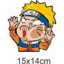 Adesivo Para Vidro Animados Stickers Naruto