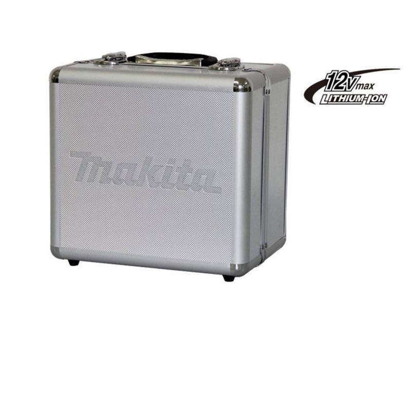 Kit Furadeira e Parafusadeira de Impacto à Bateria 12V LCT204 + Coldre - Porta Ferramentas - Makita