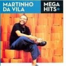 Cd Martinho Da Vila - Mega Hits -  Novo Lacrado Original