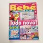 Revista Bebê Ponto Cruz E Cia Quarto Banho Tapetes Cc543