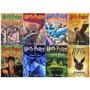 Coleção Harry Potter Criança Amaldiçoada 8 Livros