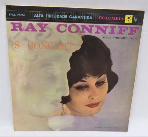 Lp Disco - Ray Conniff - ´s Concert Original