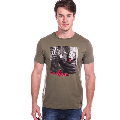 Camiseta Long Island TN Verde Militar