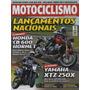 Motociclismo N°124 Honda Cb 600 Hornet Yamaha Xtz 250x Buell
