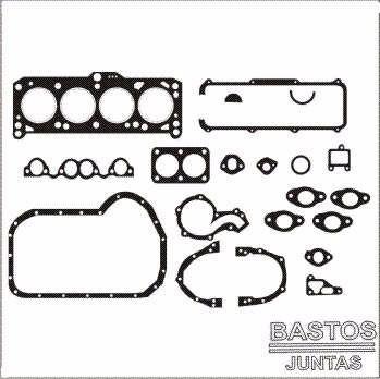 Jogo Junta Motor Kombi 1.6 Diesel 3 Pics Original