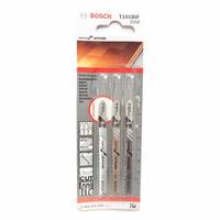 Cartela de Lâmina Tico TicoT-101BIF 3peças-Bosch