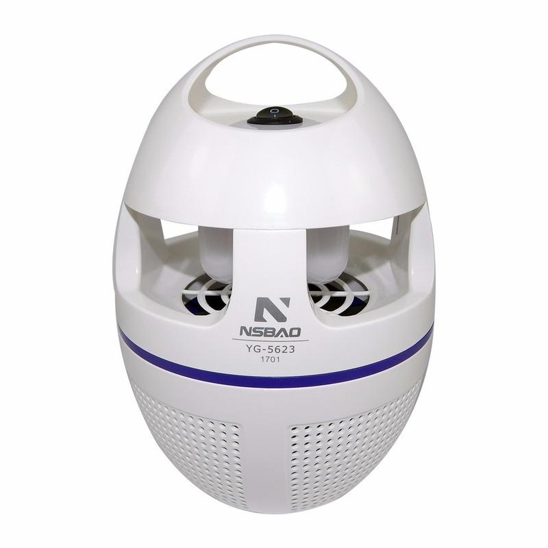 Armadilha para mosquito por luz e sucção(30M2)-NSBAO