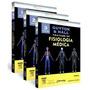 Livro Tratado De Fisiologia Médica Guyton E Hall, 12ed. 3vol