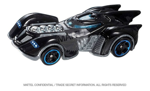 Hot Wheels 2013 Batman Arkham Asylum Batmobile Imagination Original