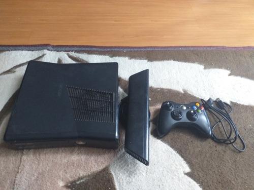 Xbox 360 Slim + Kinect + 17 Jogos Originais Original