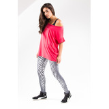 Legging Estampada Light Poa