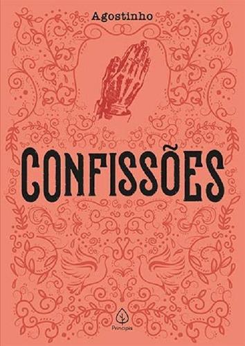 Livro Novo  Confissões De Santo Agostinho  - Texto Integral Original