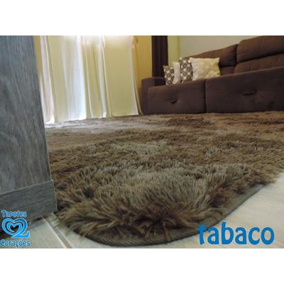Tapete Sala Peludo Quarto 200x240 Passadeira - R 169,90 em ...