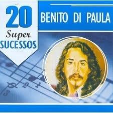 Cd Benito Di Paula - 20 Super Sucessos Benito Di Paula Original