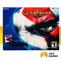Novo Playstation 4 Slim 500gb Edição God Of War 3