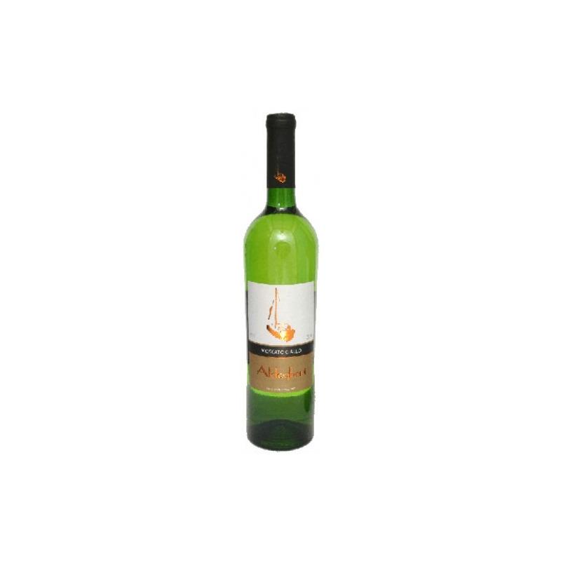 Vinho Fino Moscato Giallo 750 ml - Aldegheri