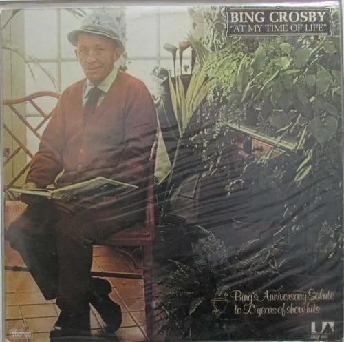 Bing Crosby, At My Time Of Life (1976) - Lp Original