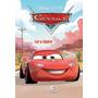 Livro Carros Disney Ler E Colorir Médio Culturama