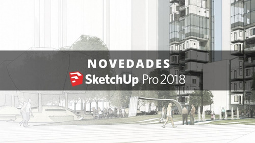 Sketchup Pro 2018 Mac  Funciona High Sierra Original