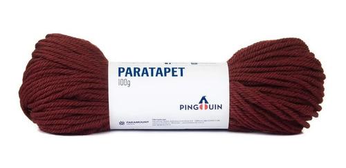 2 Novelo De Lã Paratapet Pingouin 100g Tapeçaria Croche Arte Original