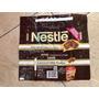 Antiga Embalagem Nestlé Receita Chocolate Meio Amargo T727
